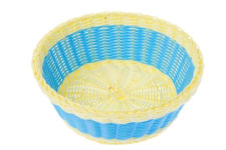 Plastic basket Stock Photo - 17351673