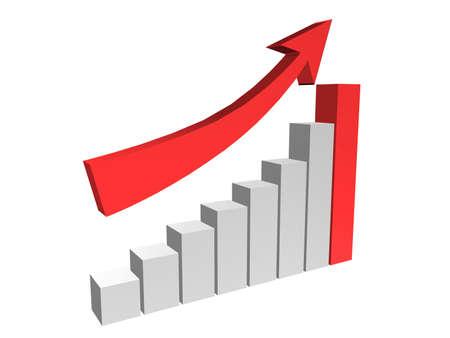 sucess: Diagram of business sucess
