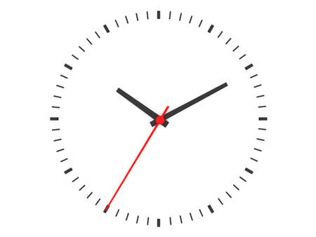 Clock Stock Photo - 17782943
