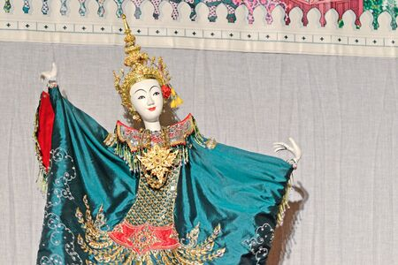 joe louis: Pantomime show on stage from bangkok thailnad