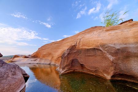 unseen: Unseen Thailand grand canyon 3000 bok at ubonratchathani