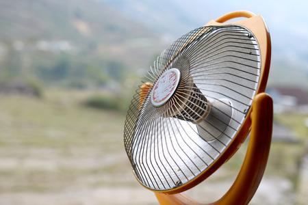 Riscaldamento elettrico calda aria della famiglia destktop risparmio energetico