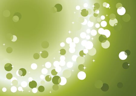 Background image for wallpaper with bright green light