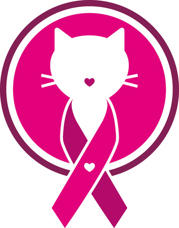 Pink October. Campaign in the fight against breast cancer.