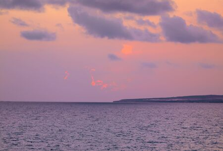 thalasso:  night marine  landscape