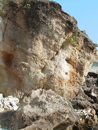 kefalinia:  beautiful rock  in Kefalonia
