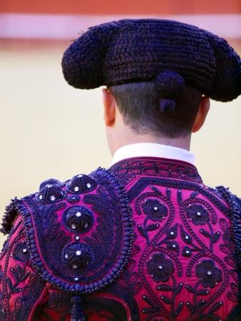 Traditional costume of Matador Stock Photo - 13785792