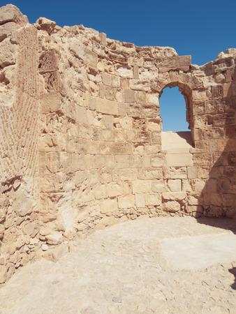 masada:  fortress Masada, Israel