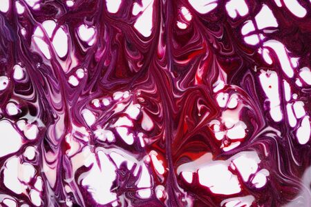 beautiful colorful abstract nail gel polish texture