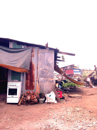 the aftermath: Aftermath of the super typhoon haiyan