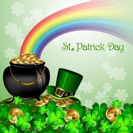 culture day: St Patrick s Day background