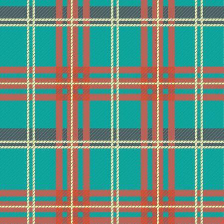 tartan plaid: Tartan, plaid Seamless pattern.
