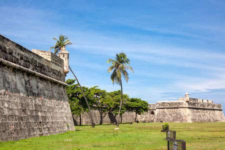 cartagena: Wall of Cartagena de Indias