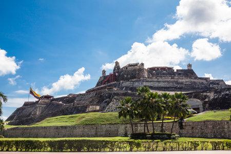 San Felipe Castle in Cartagena de Indias Castillo de San Felipe
