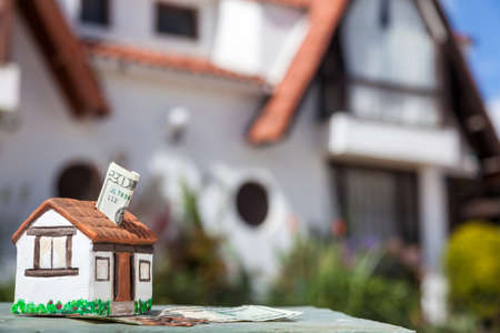 come home: Saving money (dollars) to buy the house of my dreams