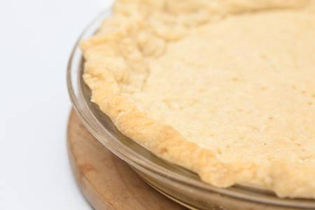 the dough: Al horno pasta quiche Lorraine