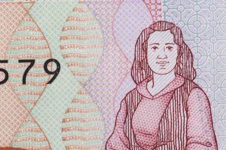 Anthropologist Virginia Gutierrez on the ten thousand Colombian pesos bill