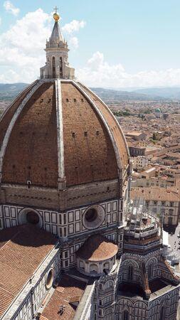 Ciudad de Florencia, Italia Stockfoto