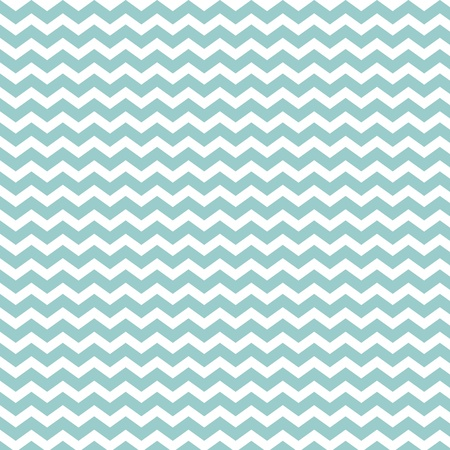 Classic chevron pattern  Light blue creme color