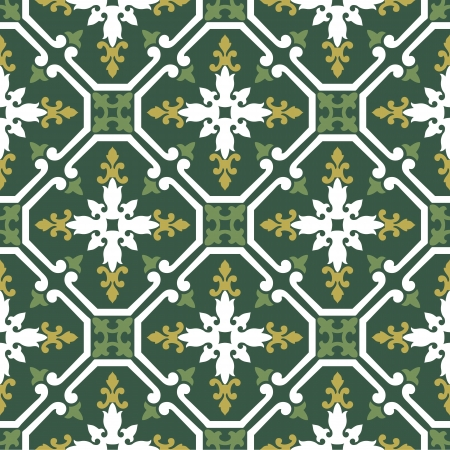 floor tiles: Background vintage flower. Seamless floral pattern. Abstract wallpaper. Fabric illustration.