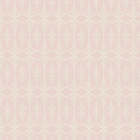 Geometric abstract seamless pattern. Classic background.