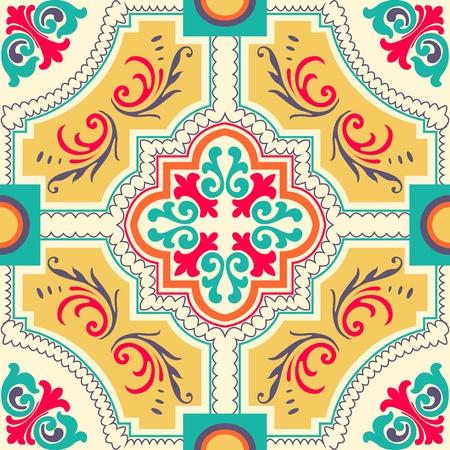 florale: Hintergrund vintage flower. Nahtlose Blumenmuster. Abstract wallpaper. Texture royal vector. Fabric Illustration.