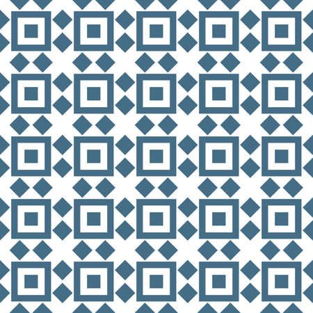 Vector geometric seamless pattern background. Abstract wallpaper