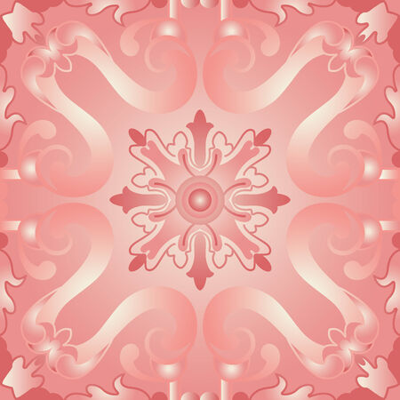 Background vintage flower. Seamless floral pattern. Abstract wallpaper.