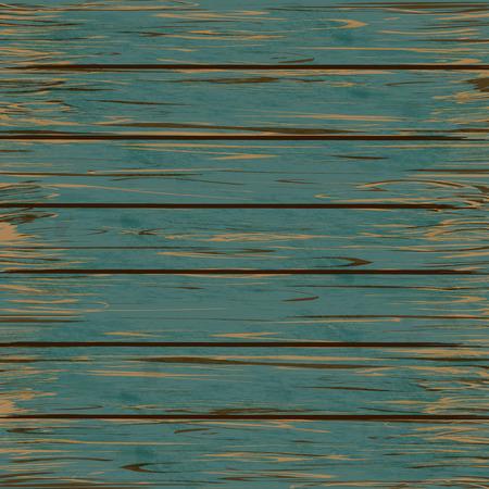 Wooden vintage green texture background. Vector illustration. 일러스트