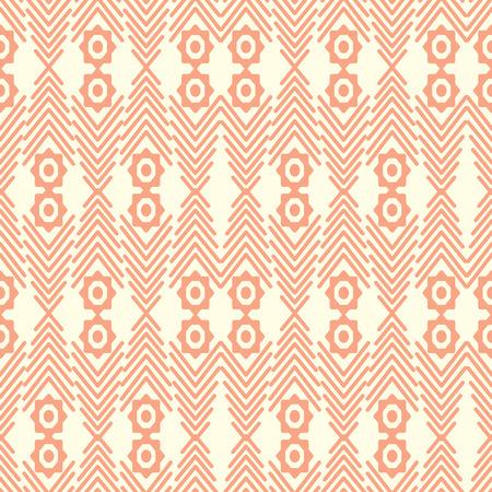 Abstracte naadloze etnische patroon. Naadloos patroon kan worden gebruikt voor behang, patroon vult, webpagina achtergrond, oppervlaktestructuren.