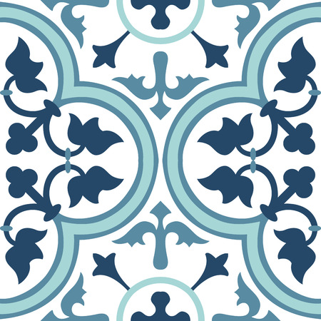Fleur fond vintage. Seamless floral pattern. Résumé papier peint. Texture vecteur royale. Tissu illustration. Vecteurs