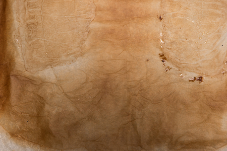 Old paper texture with aged blots