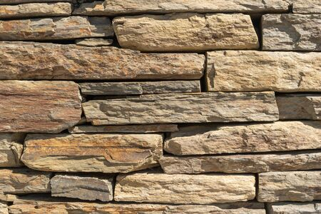 Abstract Slate Rock Wall Background Image. Great for background use