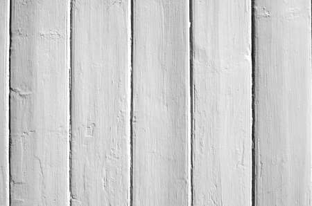Texture of painted white wood. Background. Close-up. Stock fotó