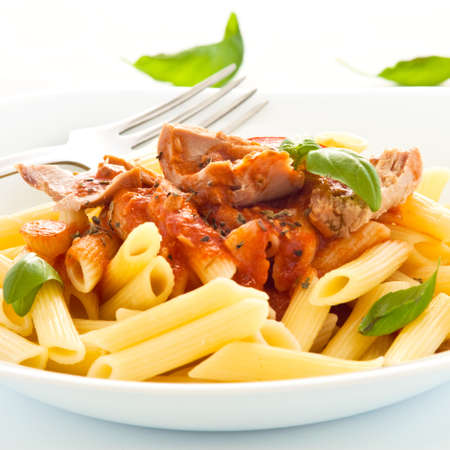 prepared food: tuna pasta
