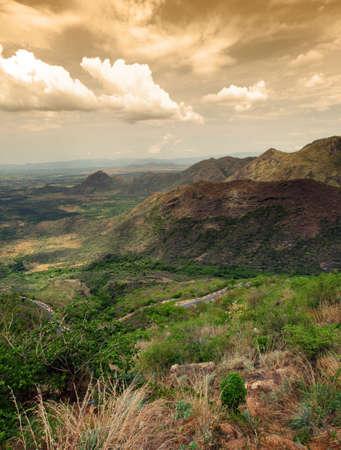munnar: Munnar mountain , Kerala, India
