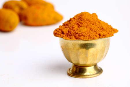 turmeric powder , indian spice