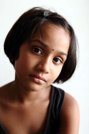 Beautiful Indian little girl Stock Photo - 13486583
