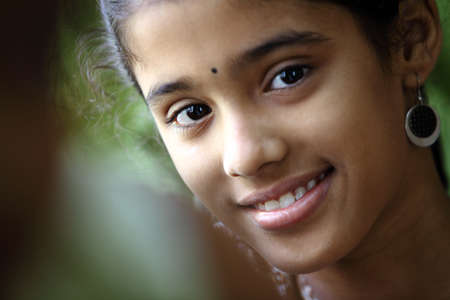 Indian beautiful teen girl  Stock Photo - 13063468