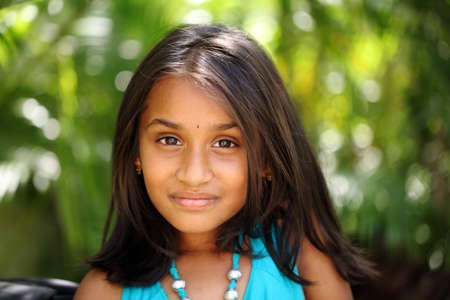 Indian beautiful teen girl Stock Photo - 13063485