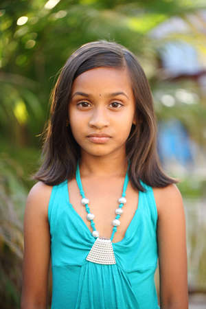 traditionally indian: Indian beautiful teen girl