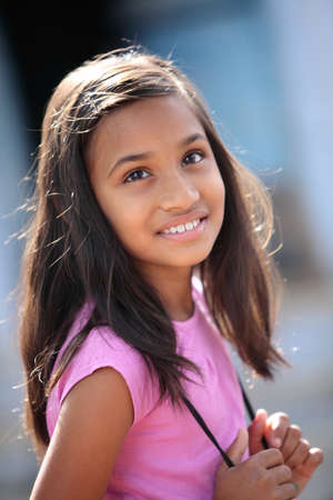 Indian beautiful teen girl Stock Photo - 13063566