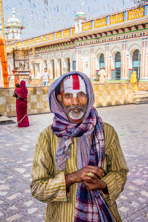 sita: A Sadhu is a holy man in Hinduism  Janaki Mandir was buildt in 1911 AD, and is considered as the most important example of the Rajput architecture in Nepal   It is dedicated to goddess Sita  Editorial