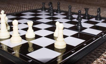 chess board: Chess Stock Photo