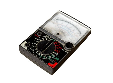 test probe: amp meter isolated