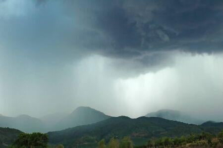 rainfall  photo