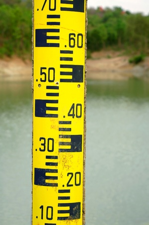 water level: water level measurement