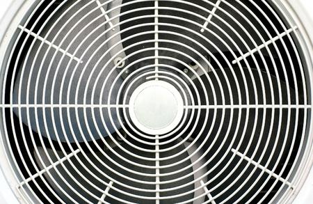 compresor: compresor de aire acondicionado Foto de archivo