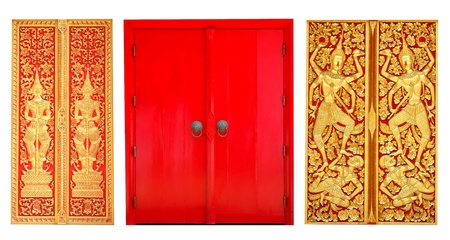 church door collection Stock Photo - 8883888