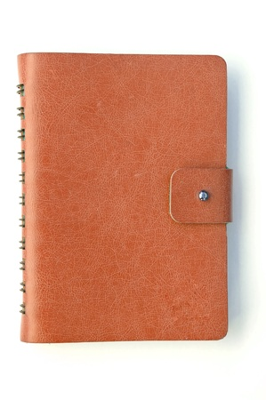 notebook cover Stock Photo - 8883755
